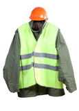 Jacket and vest Stock Image
