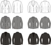 Jackets Stock Photography