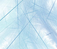 Jackfrost abstract background. In blue and white Vector Illustration