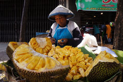 Jackfruit arkivbild