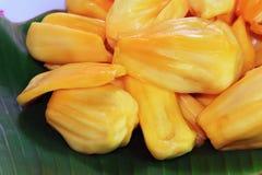 Jackfruit, frutta tailandese Fotografia Stock