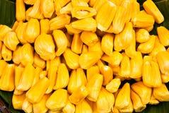 Jackfruit im Korb Lizenzfreies Stockfoto
