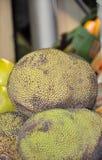 Jackfruit o Jaca Imágenes de archivo libres de regalías