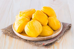 Jackfruit, rijp fruit, Thailand Stock Afbeeldingen