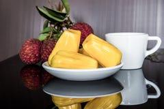 Jackfruit in Thailand Stock Photography