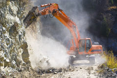 Jackhammer Royalty Free Stock Images