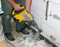 Jackhammer Stock Photos