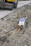 Jackhammer Stock Photo