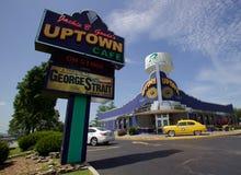 Jackie B. Goode's Uptown Cafe, Branson Missouri Royalty Free Stock Image