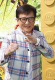 Jackie Chan Lizenzfreies Stockbild