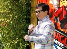 Jackie Chan Lizenzfreie Stockfotografie