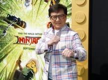 Jackie Chan Lizenzfreie Stockfotos