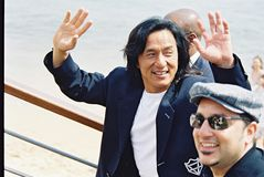 Jackie Chan photo stock