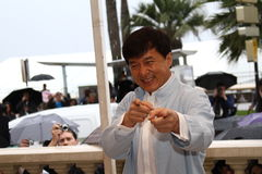 Jackie Chan Stock Photo
