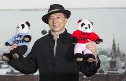 Jackie Chan στοκ εικόνες με δικαίωμα ελεύθερης χρήσης