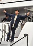 Jackie Chan obraz royalty free