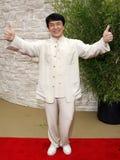 Jackie chan obrazy royalty free
