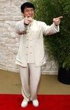 Jackie Chan imagem de stock royalty free