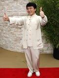 Jackie chan zdjęcie stock