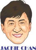 Jackie Chan Ilustración del Vector