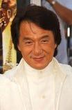 Jackie Chan, arremetida fotos de stock royalty free