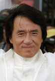 Jackie Chan royalty free stock photos