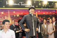 Jackie Chan en señora Tussauds en Bangkok imagen de archivo libre de regalías