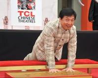 Jackie Chan Stock Photos