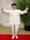 Jackie Chan royalty free stock images