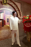 Jackie chan's wax figure Stock Images