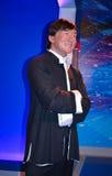 Jackie Chan Wax Figure Fotografering för Bildbyråer