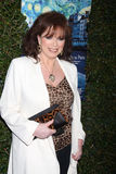 Jackie Collins,Samuel Goldwyn Royalty Free Stock Photography
