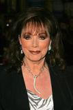 Jackie Collins Stock Images