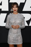 Jackie Cruz. NEW YORK-APR 8: Actress Jackie Cruz attends the premiere of `The Fate of the Furious` at Radio City Music Hall on April 8, 2017 in New York City Stock Image