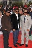 Jackie Jackson, Marlon Jackson, Tito Jackson, Michael Jackson, Jacksons Royaltyfria Foton
