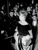 Jackie Kennedy στη Νέα Υόρκη Lincoln Center Στοκ φωτογραφίες με δικαίωμα ελεύθερης χρήσης