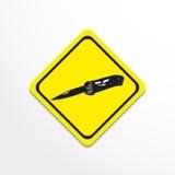 jackknife Ilustração do vetor ilustração royalty free