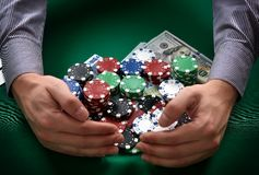 Jackpot Imagens de Stock Royalty Free