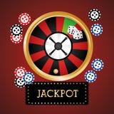 Jackpot design. Jackpot digital design, vector illustration 10 eps graphic vector illustration