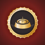 Jackpot design Royalty Free Stock Images