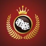 Jackpot design Royalty Free Stock Photos