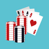 Jackpot design. Jackpot digital design, vector illustration 10 eps graphic stock illustration