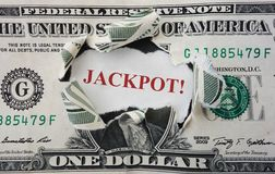 Jackpot Stock Photos