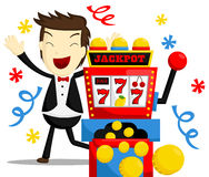 Jackpot Royalty Free Stock Image