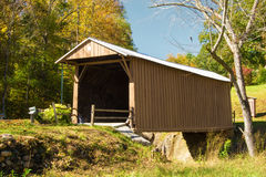 Jacks Creek Covered Bridge, Virginia, USA Royalty Free Stock Image