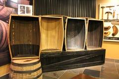 Jacks Daniels spritfabrik royaltyfria foton