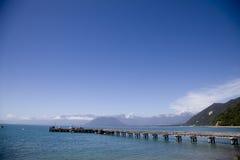 Jackson Bay New Zealand fotos de archivo