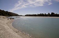 Jackson Bay New Zealand foto de archivo libre de regalías
