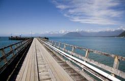 Jackson Bay New Zealand imagen de archivo