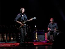 Jackson Browne in Concert Stock Images